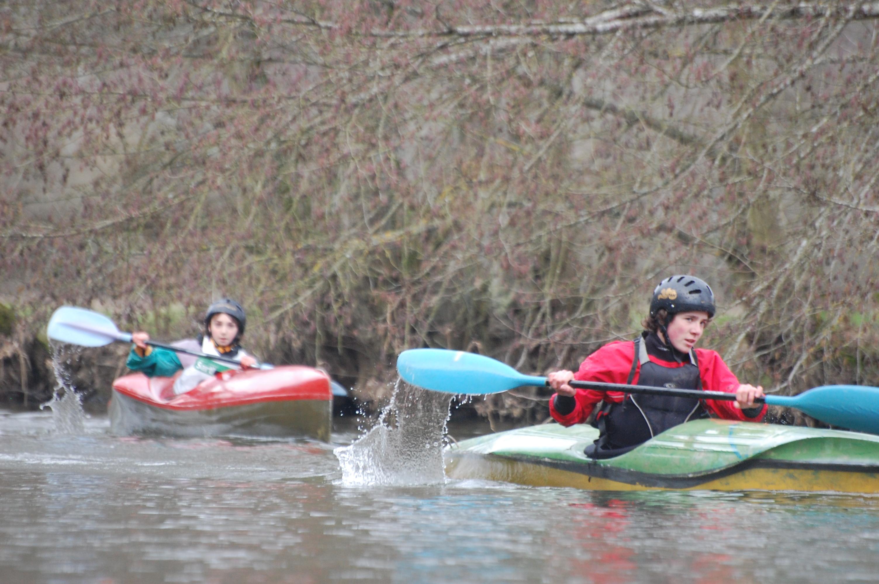 Parcours de St Léonard des bois u00b7 Mon parcours en Kayak # Canoe St Leonard Des Bois